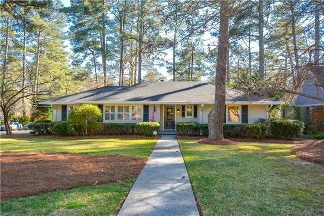 2275 Tanglewood Road, Decatur, GA 30033 (MLS #6027104) :: Carr Real Estate Experts