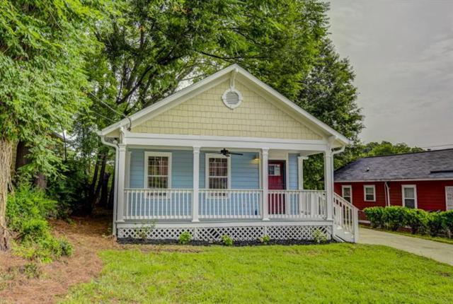187 Hendrix Avenue SW, Atlanta, GA 30315 (MLS #6027108) :: Iconic Living Real Estate Professionals