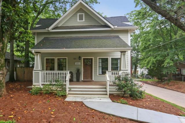 123 Howard Street SE, Atlanta, GA 30317 (MLS #6027114) :: Carr Real Estate Experts