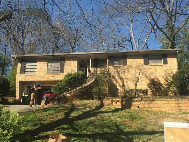 2721 Sherlock Drive, Decatur, GA 30034 (MLS #6027124) :: RE/MAX Prestige
