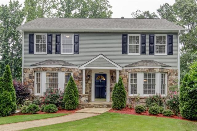 570 Tollwood Drive, Roswell, GA 30075 (MLS #6027284) :: North Atlanta Home Team