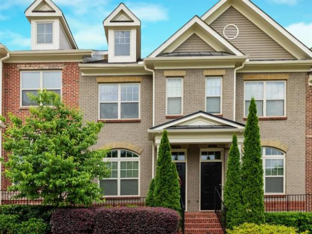 7235 Highland Bluff #4, Sandy Springs, GA 30328 (MLS #6027285) :: North Atlanta Home Team
