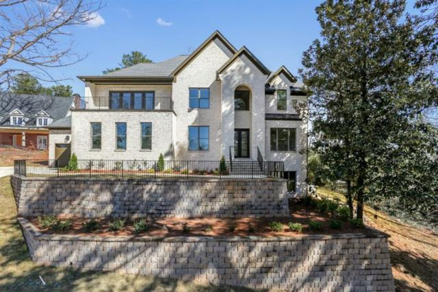 174 Mystic Place, Atlanta, GA 30342 (MLS #6027404) :: Dillard and Company Realty Group