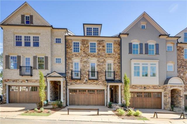 506 Abbington River Lane #28, Atlanta, GA 30339 (MLS #6027405) :: RE/MAX Paramount Properties