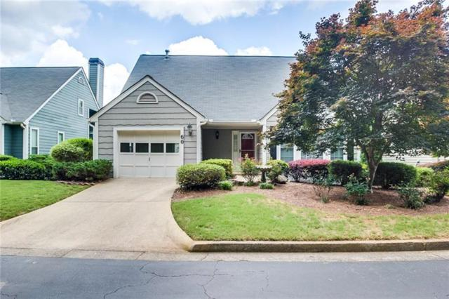60 Mill Pond Road, Roswell, GA 30076 (MLS #6027510) :: The Cowan Connection Team