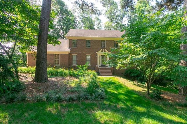 851 Cedar Trace SW, Lilburn, GA 30047 (MLS #6027530) :: Iconic Living Real Estate Professionals