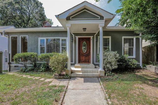 507 Boulevard Place NE, Atlanta, GA 30308 (MLS #6027539) :: Carr Real Estate Experts