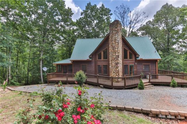 285 Ridgeway Circle, Ellijay, GA 30540 (MLS #6027568) :: The Cowan Connection Team