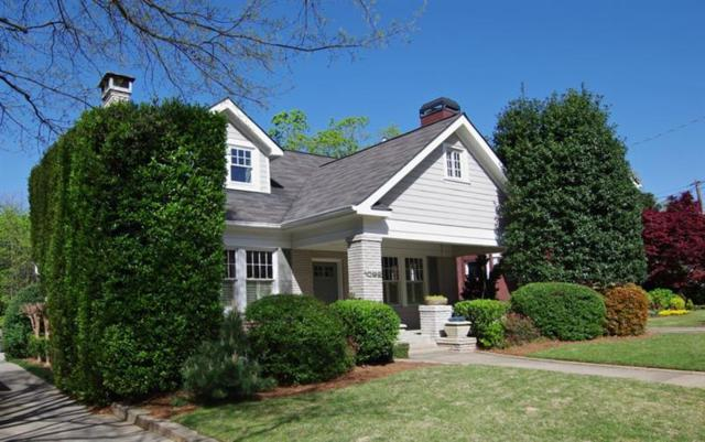 1092 N Highland Avenue NE, Atlanta, GA 30306 (MLS #6027648) :: Rock River Realty