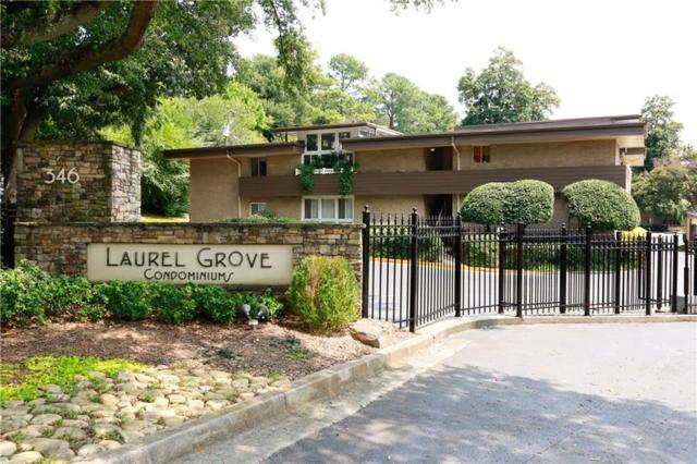 346 Carpenter Drive #31, Atlanta, GA 30328 (MLS #6027668) :: RE/MAX Paramount Properties
