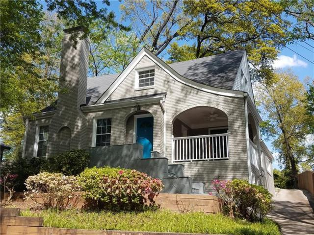 1407 Lanier Place NE, Atlanta, GA 30306 (MLS #6027727) :: Dillard and Company Realty Group