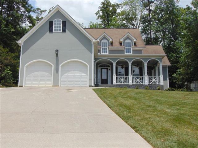 118 Town Lake Drive, Calhoun, GA 30701 (MLS #6027779) :: RE/MAX Paramount Properties