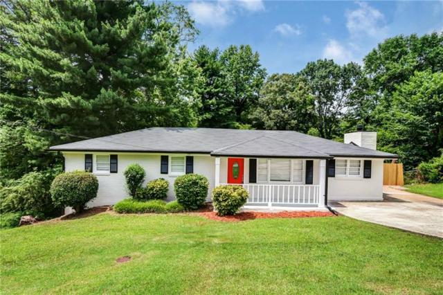 100 Charlotte Drive Drive SW, Mableton, GA 30126 (MLS #6027781) :: RE/MAX Paramount Properties
