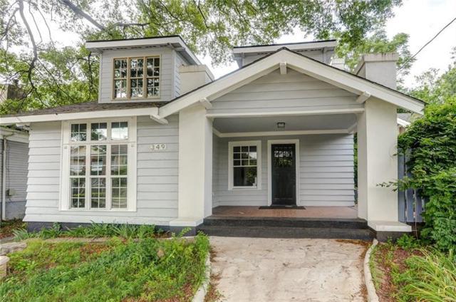 349 Irwin Street NE, Atlanta, GA 30312 (MLS #6027852) :: Carr Real Estate Experts