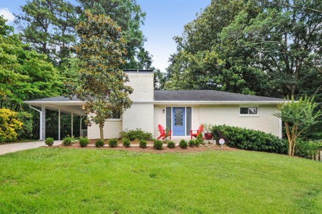 2316 Elmwood Drive SE, Smyrna, GA 30082 (MLS #6027855) :: Rock River Realty