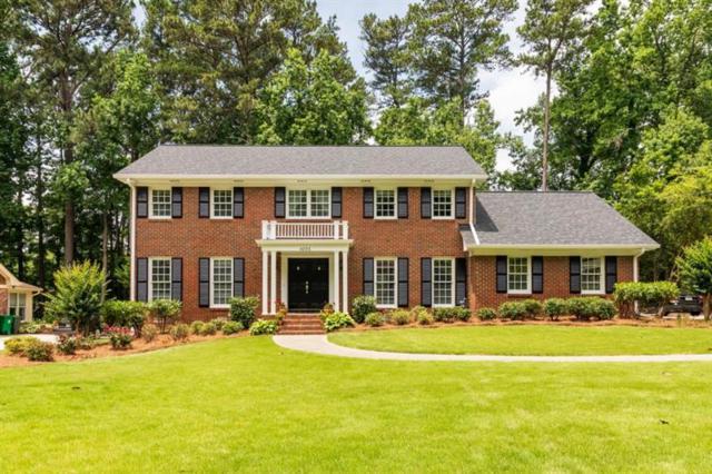 4896 Olde Village Court, Dunwoody, GA 30338 (MLS #6027958) :: North Atlanta Home Team