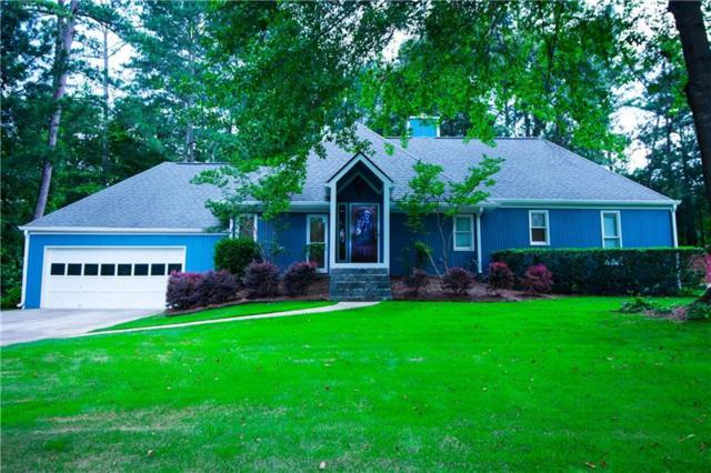 4880 W Lake Drive SE, Conyers, GA 30094 (MLS #6027987) :: RCM Brokers