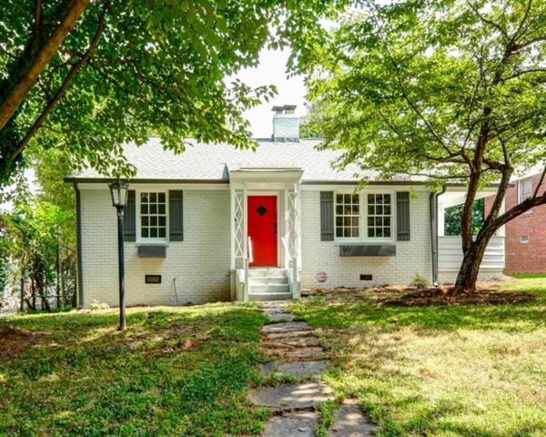 383 Ashley Avenue NE, Atlanta, GA 30312 (MLS #6027988) :: Carr Real Estate Experts