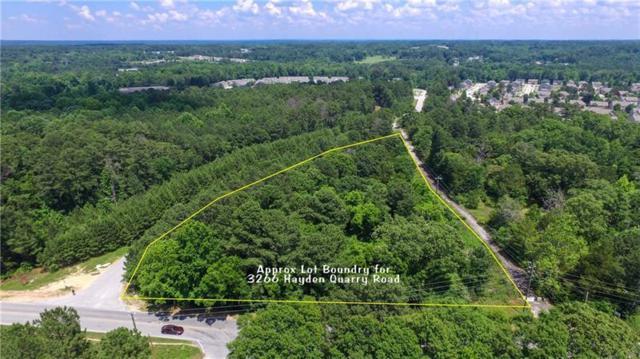 3266 Hayden Quarry Road, Lithonia, GA 30038 (MLS #6028098) :: North Atlanta Home Team