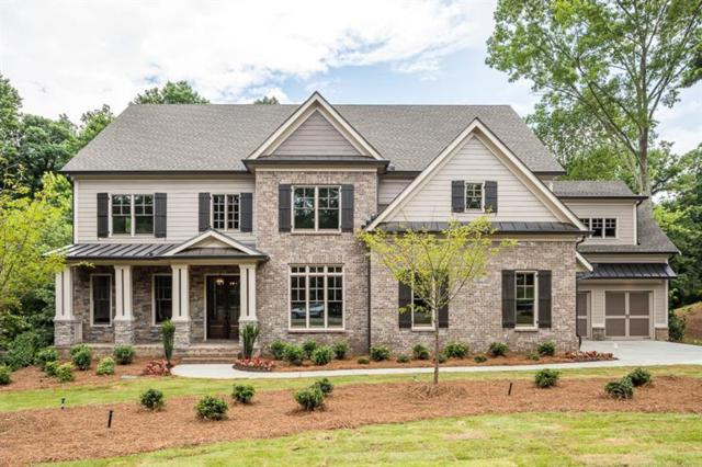 1167 Wynterhall Lane, Dunwoody, GA 30338 (MLS #6028109) :: Carr Real Estate Experts