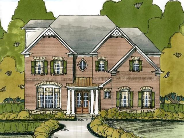 1855 Kent Avenue, Dunwoody, GA 30328 (MLS #6028190) :: North Atlanta Home Team