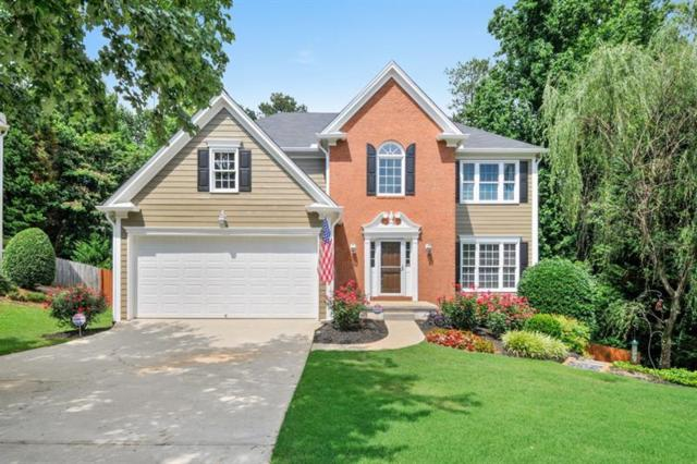 1436 Wickenby Court, Dunwoody, GA 30338 (MLS #6028195) :: Carr Real Estate Experts