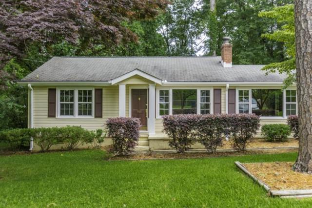 102 Strickland Drive SW, Mableton, GA 30126 (MLS #6028294) :: North Atlanta Home Team