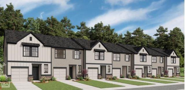 6378 Mountain Way Home SE #5, Mableton, GA 30126 (MLS #6028350) :: North Atlanta Home Team