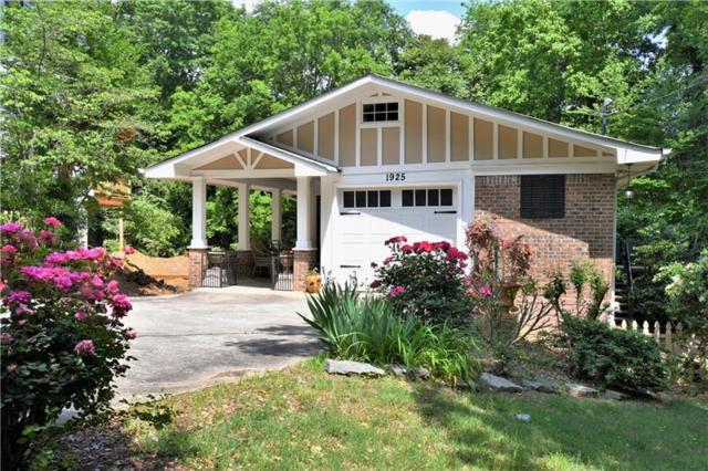 1925 Windemere Drive NE, Atlanta, GA 30324 (MLS #6028392) :: Dillard and Company Realty Group