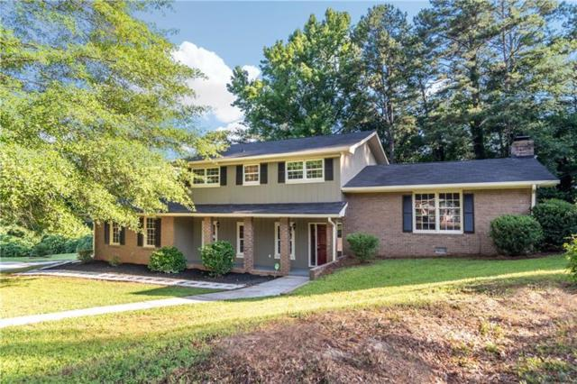 3716 Tree Bark Trail, Decatur, GA 30034 (MLS #6028553) :: North Atlanta Home Team