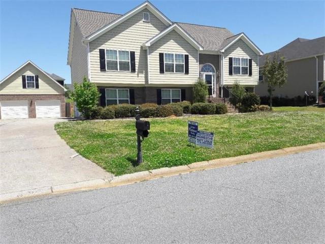 54 Colonial Circle NW, Cartersville, GA 30120 (MLS #6028572) :: RE/MAX Paramount Properties