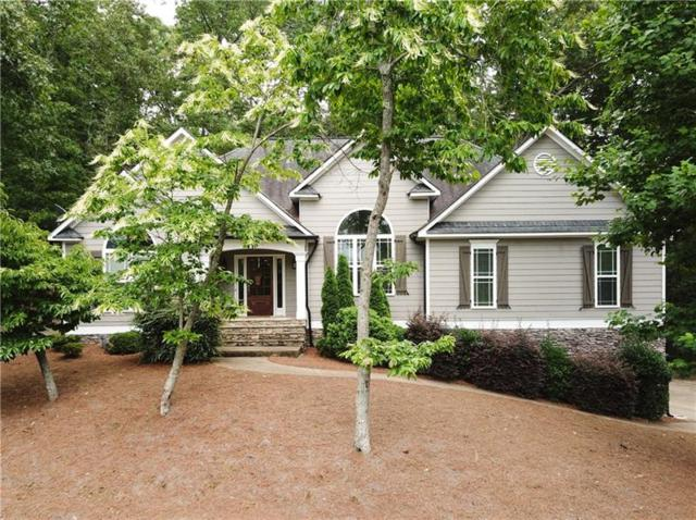297 Hillside Drive, Waleska, GA 30183 (MLS #6028623) :: North Atlanta Home Team