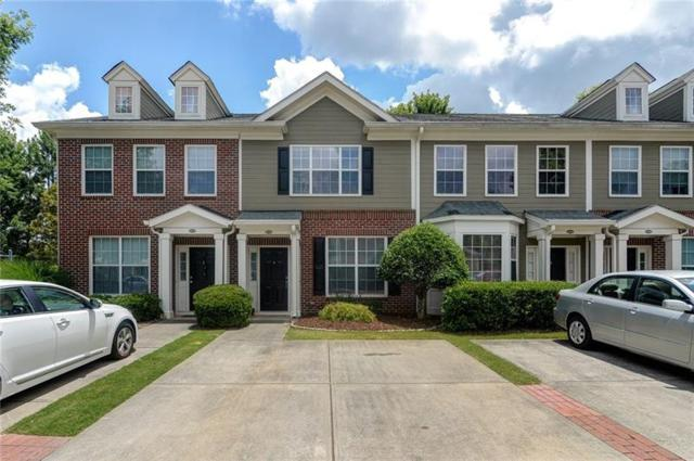 2030 Del Lago Circle NW #8, Kennesaw, GA 30152 (MLS #6028745) :: North Atlanta Home Team