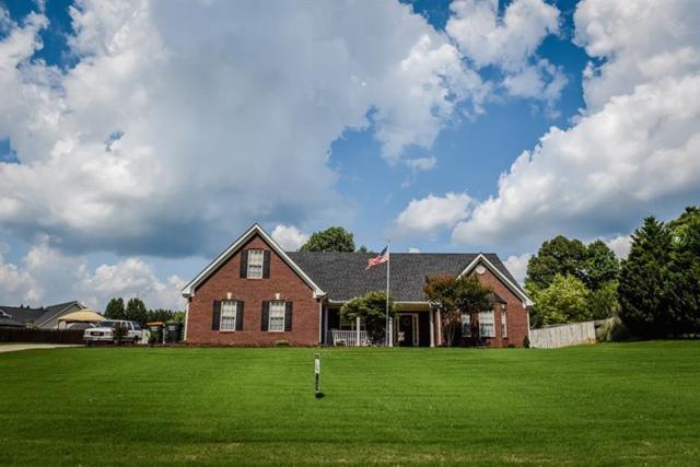 1214 Blue Springs Drive, Loganville, GA 30052 (MLS #6028792) :: North Atlanta Home Team