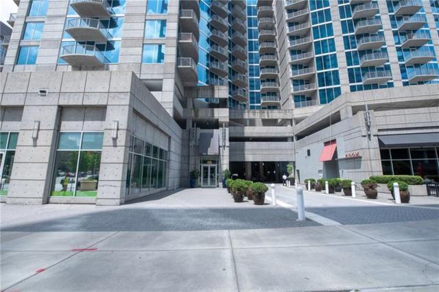 400 W Peachtree Street NW #1012, Atlanta, GA 30308 (MLS #6028916) :: RE/MAX Paramount Properties
