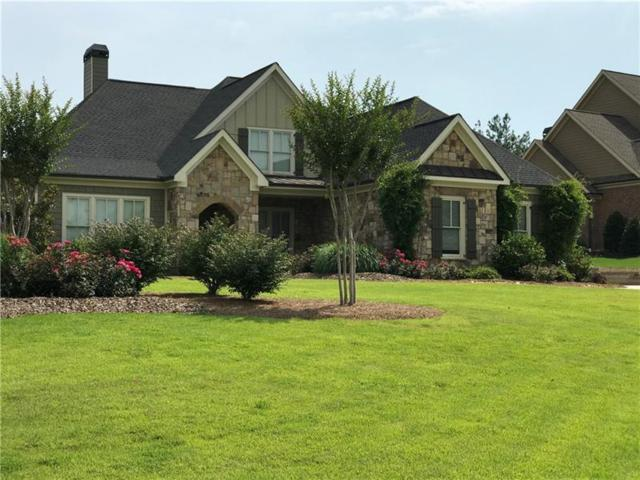 1333 Kilmarnock Point NW, Kennesaw, GA 30152 (MLS #6028933) :: RE/MAX Paramount Properties