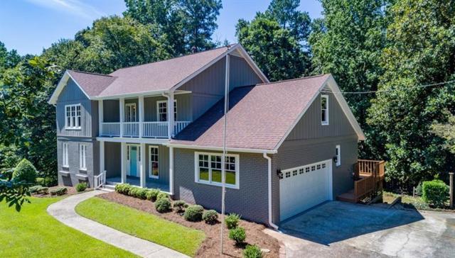 8135 Winged Foot Drive, Atlanta, GA 30350 (MLS #6028938) :: RE/MAX Paramount Properties