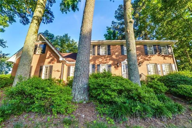 3922 Glen Meadow Drive, Peachtree City, GA 30092 (MLS #6029170) :: Kennesaw Life Real Estate