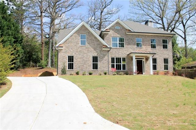 2086 Capehart Circle NE, Atlanta, GA 30345 (MLS #6029182) :: Iconic Living Real Estate Professionals