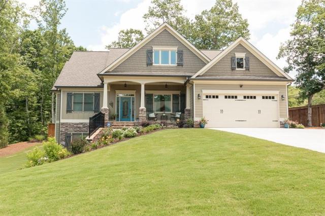 26 Blue Bird Trail, Jasper, GA 30143 (MLS #6029259) :: Kennesaw Life Real Estate