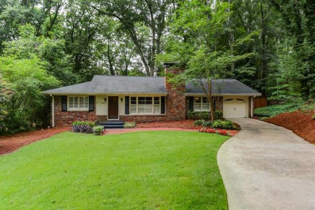 4660 Canyon Creek Trail, Sandy Springs, GA 30342 (MLS #6029385) :: Carr Real Estate Experts