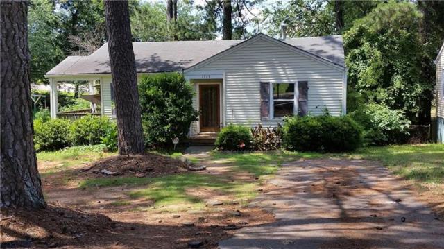 1249 Kasandra Drive SE, Marietta, GA 30067 (MLS #6029433) :: North Atlanta Home Team