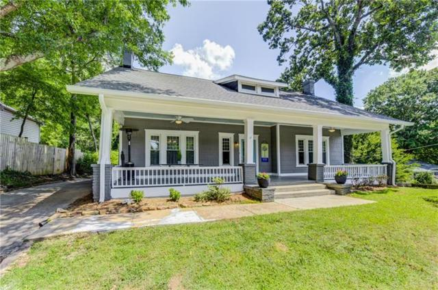 803 W Howard Avenue, Decatur, GA 30030 (MLS #6029498) :: Five Doors Roswell | Five Doors Network