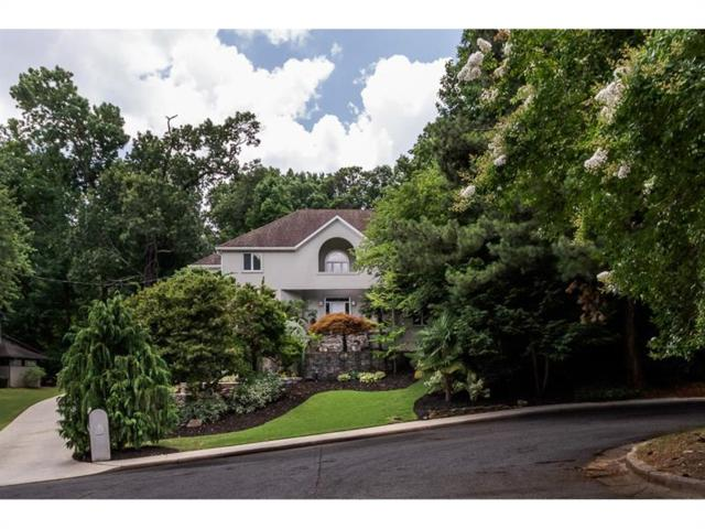 2000 Woodsdale Road NE, Atlanta, GA 30324 (MLS #6029522) :: RCM Brokers