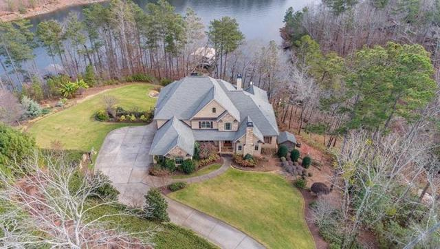 5492 Key Point, Gainesville, GA 30504 (MLS #6029575) :: RE/MAX Paramount Properties
