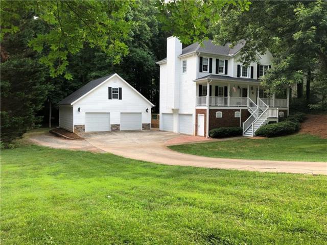 118 Wood Gate Drive, Canton, GA 30115 (MLS #6029591) :: Rock River Realty