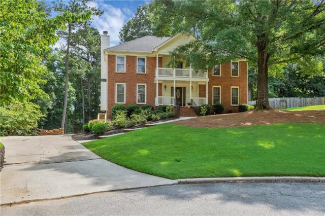 1040 Swan Mill Court, Suwanee, GA 30024 (MLS #6029663) :: North Atlanta Home Team