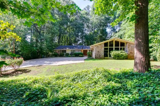 5240 Sunset Trail, Marietta, GA 30068 (MLS #6029696) :: North Atlanta Home Team