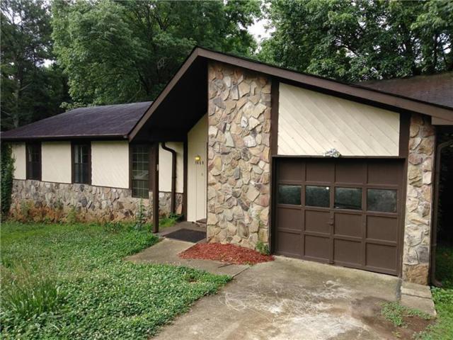 1469 Red Cedar Trail, Stone Mountain, GA 30083 (MLS #6029711) :: RE/MAX Paramount Properties