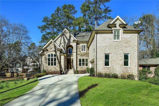 20 W Belle Isle Road, Atlanta, GA 30342 (MLS #6029781) :: Dillard and Company Realty Group